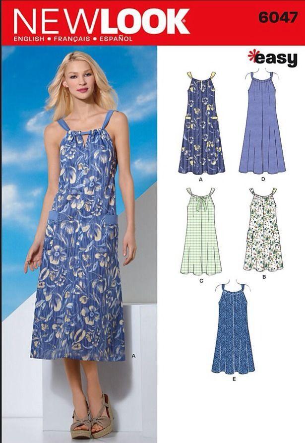 Fantastic Plus Size Maxi Dress Patterns - PlusLook.eu Collection