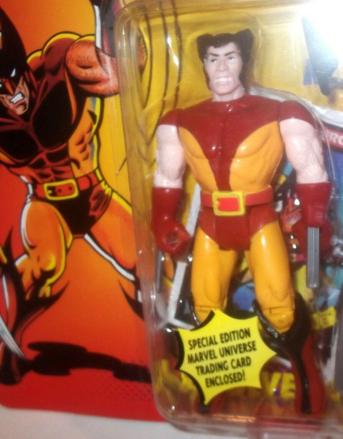 X-Men Iceman Action Figure NEW IN BOX! 1994 Toy Biz 1993 Marvel Comic Hero