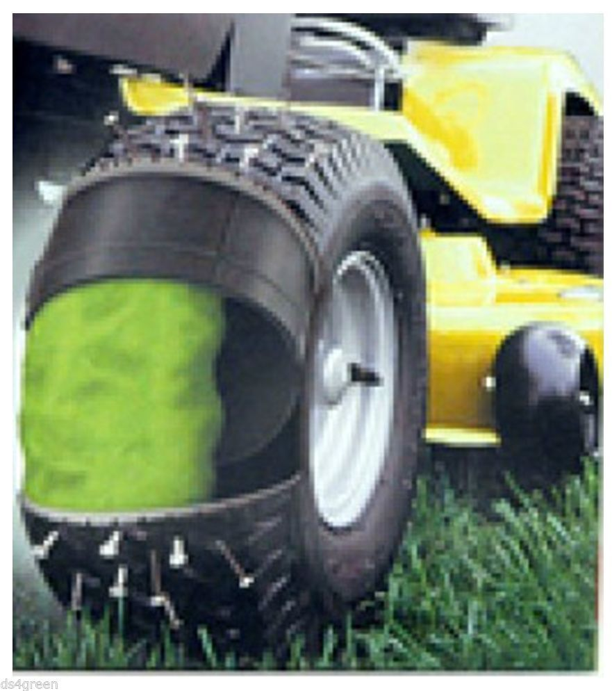 Slime Smart Self Healing Sealing Lawn Tractor Tire Tube W