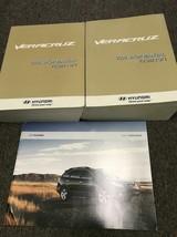 2008 HYUNDAI VERACRUZ Service Repair Workshop Shop Manual Set + Brochure - $138.55