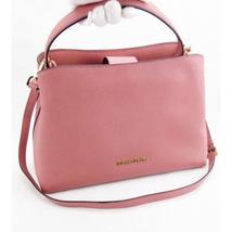 Michael Kors SOFIA Portia Large East West Satchel ~ROSE PINK Leather HAN... - $139.00