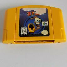 Earthworm Jim 3D game cartridge only N64 (Nintendo 64, 1999) - $34.95