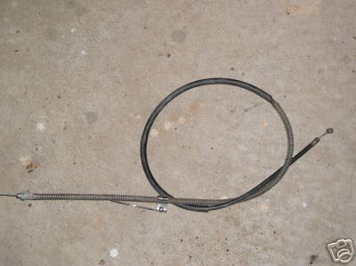 Virago 700, XV700N '85, clutch cable