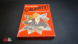 Calamity! 1983 Games Workshop Ltd. Board Game VGC FAST AND FREE UK POSTAGE - $61.22