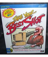 TAKE YOUR BEST SHOT Twisted Arcade Game NEW IN RETAIL BOX! 1995 - $19.96