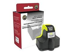 Inksters Remanufactured Yellow Ink Cartridge Replacement for HP C8773WN (HP 02) - $10.75