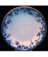 """Pair of Flow Blue Butter Pats Ridgway CLEVEDON 3"""" Antiq Dish Plate XLT G... - $19.95"""