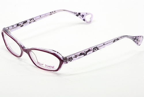 Betsey Johnson Galaxy Glam Eyeglasses Eyewear Optical ...