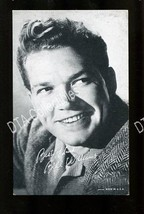 BILL WILLIAMS-1950-ARCADE CARD-PORTRAIT G - $16.30