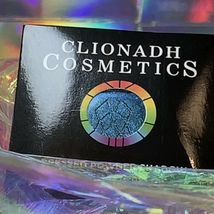 NWT NIB Clionadh Cosmetics JEWELLED MULTICHROME SINGLE PAN *ONE SHADE* CASTLE image 5
