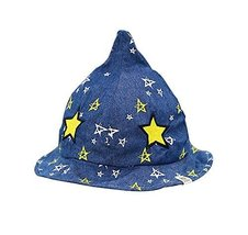 Cute Pure Cotton Comfortable Ventilate Children Cap/Kid Cap(Yellow Star)