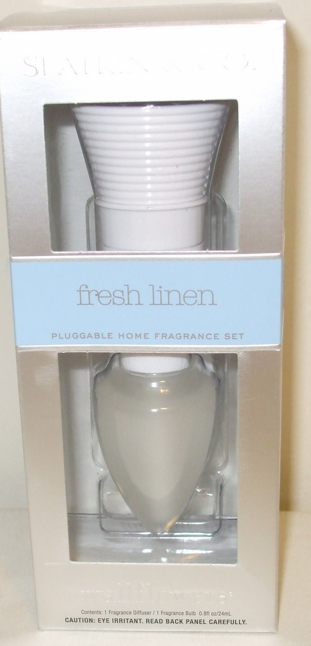 Fresh linen plug in
