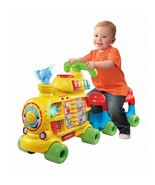 WOOHOO! VTech Sit-to-Stand Alphabet Train Toy Baby Toddler Walking Child... - ₨3,216.15 INR