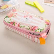 Waterproof Large Capacity Pencil Case Pen Holder Stationery School Supplies - $21.76
