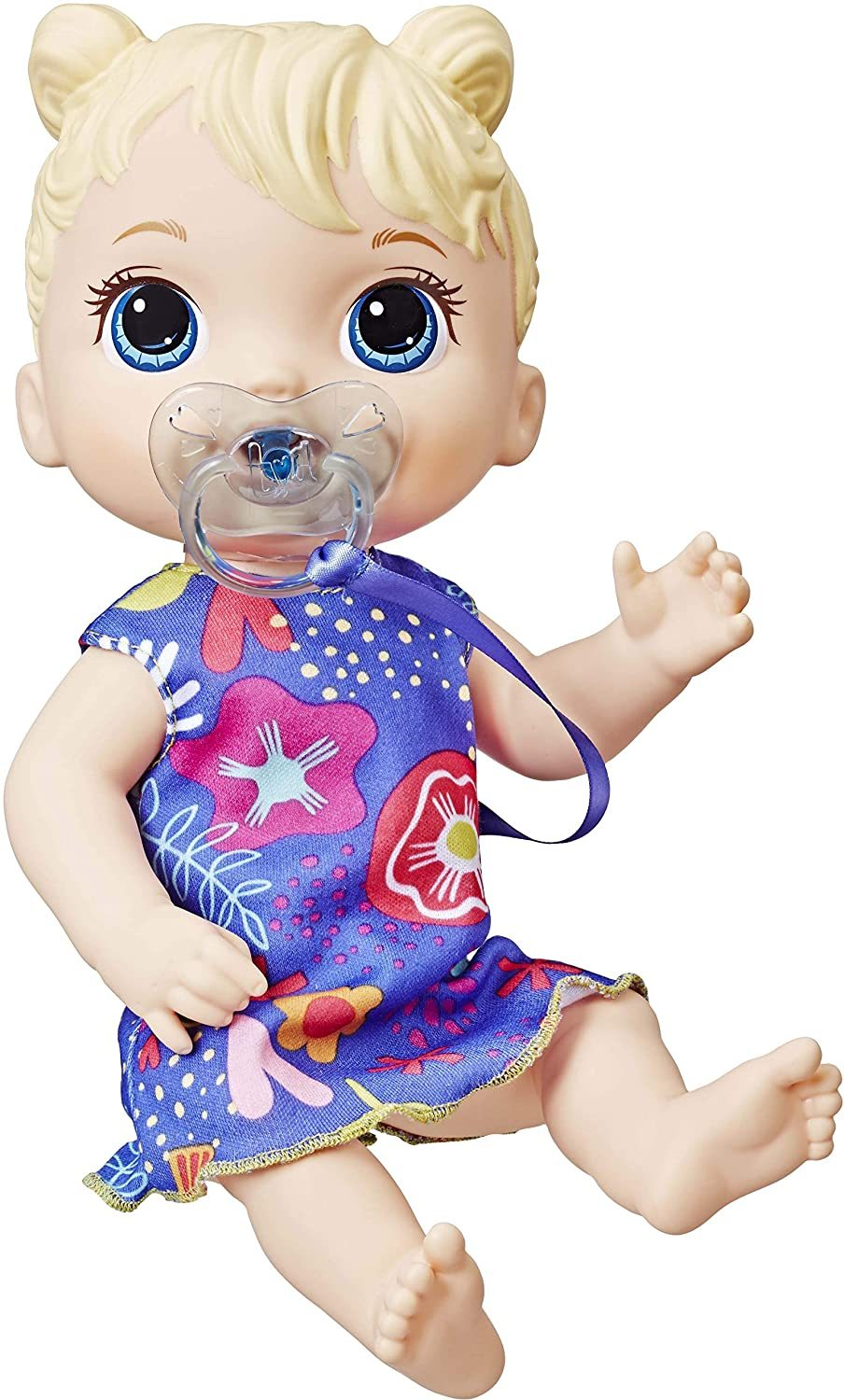 Primary image for Baby Alive Baby Lil Sounds: Interactive Blonde Hair Baby Doll
