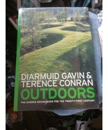 NEW OUTDOORS - GAVIN, DIARMUID/ CONRAN, TERENCE - SEALED HARDCOVER BOOK - $39.58