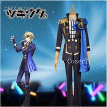 Tsukiuta Six Gravity Yayoi Haru Stage Cosplay Costume - $75.99