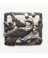 Vintage Coro Norseland Brooch Pin Sterling Silv... - $134.00