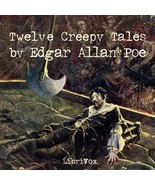 Twelve Creepy Tales By Edgar Allan Poe on MP3 Audio CD - $3.99