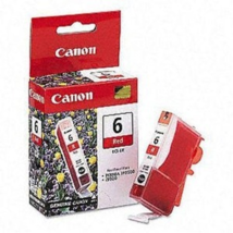 Canon (BCI-6R) i9900, iP8500 Red Ink Tank, Part Number 8891A003 - $7.95
