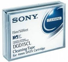 Brand NEW Genuine Sony 4Mm Dds Cleaning Cartridge For Dds/dds2/dds3 Drives  DGD1 - $23.90