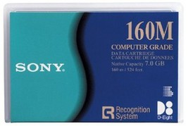 Brand NEW Genuine QGD160M Sony 8mm 160m Dat Tape-Cart QGD160M - Sony - $8.95