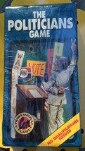 The Politicians Professional  Con Game of Campaign Politics 1992 Vintage... - $23.28