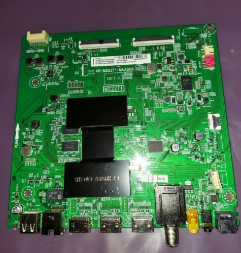 Primary image for TCL 65S421 MAIN BOARD 40-MS22T1-MAA2HG