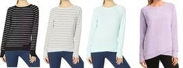 Danskin Women's Criss Cross Tunic Shirt - $12.99