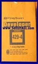 Brand NEW Genuine Pitney Bowes developer 420-4 for c140 c145 copiers - $19.95