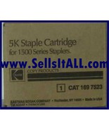 Brand NEW Genuine Kodak 169 7523 Staples For  Kodak 1570/1575/1580 - $24.95