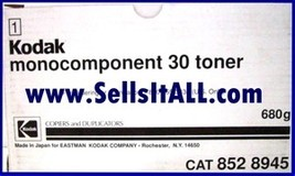 Brand NEW Genuine Kodak 852 8945 Toner for EktraPrint 30 - $19.95