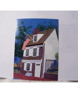 Betsy Ross House Post Card - $2.50