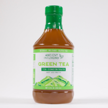 Pappy's/Ancient Infusions Green Tea Concentrate, 12 Oz Bottles (Pack of 6) - $17.70