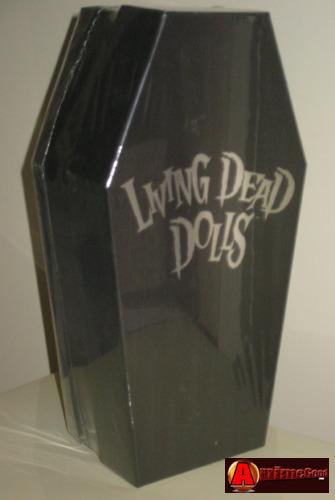 Living Dead Doll Resurrection III: Sheena SDCC Exclusive Brand NEW!