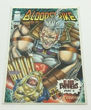 IMAGE COMICS BLOODSTRIKE #3 BLOOD BROTHERS PART 4 EXTREME STUDIOS, FREE ... - $7.92