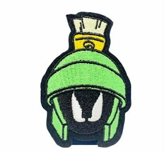 Marvin the Martian sew on patch for jacket looney tunes warner vtg carto... - $17.37