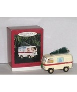 Hallmark Keepsake Merry RV 1995 Christmas Ornament - $7.57