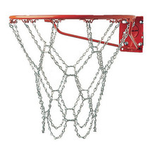 Outdoor Backyard Hardcourt Driveway Steel Chain Non-rust Basketball Goal... - $49.99