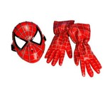 Spider-Man 2: Electric Spider-Man Gloves and Mask Gloves Set Toy