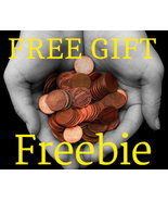 Freebie! Free Item Voodoo Magick Good Luck Charm Penny Lottery WIN $ Scr... - $0.00