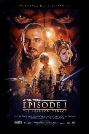 Star Wars Episode 1: Phantom Menace Vhs