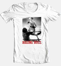 Raging Bull T-shirt De Niro retro vintage boxing movie 100% cotton graphic tee image 2