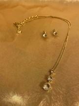Swarovski Earrings & Necklace Set - $148.81