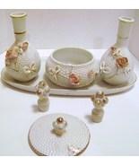 Ceramic Vanity Perfume Set - $20.00