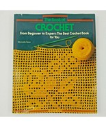 The Book of Crochet : From Beginner to Expert by Marinella Nava - $11.25