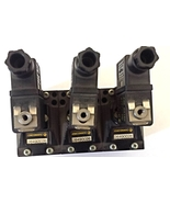 JOUCOMATIC AIR SOLENOID VALVE 26490026 - $76.00