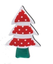 Grriggles Jubilee Christmas Tree Dog Toy Squeaker - $2.50