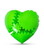 LeLuv GLOSSY Gear Heart 3D Printed Brain Teaser Toy Love Nerd Gift, Larg... - $29.99