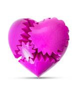 LeLuv GLOSSY Heart Gear 3D Printed Brain Teaser Toy Love Nerd Gift, Larg... - $29.99